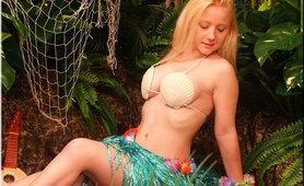 Hula Hula Coconut Teen Girl