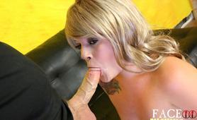 Tonight, Harper Grace made her first porn.