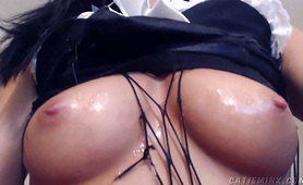 Teen bunny camgirl porn